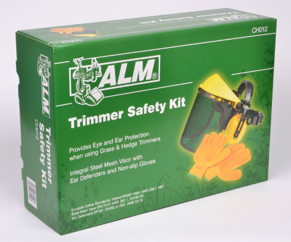Trimmer Safety Kit