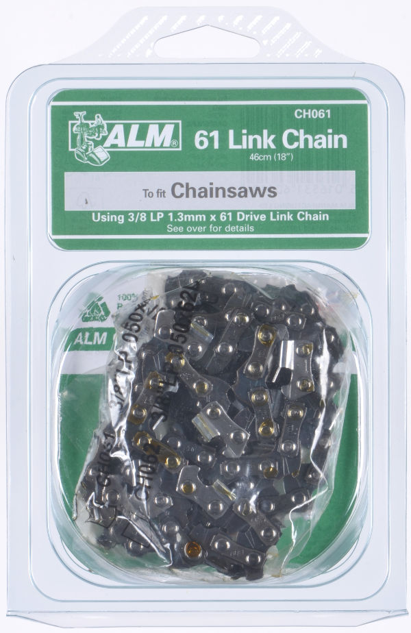 "Chainsaw Chain - 61 drive links for 45cm (18"") bar"