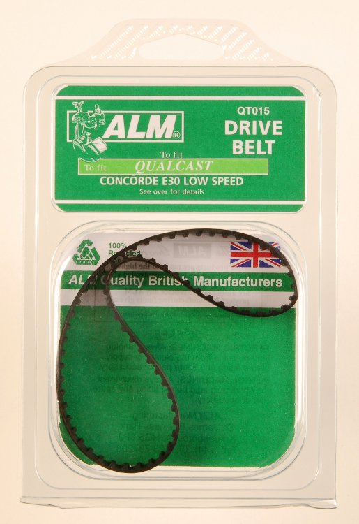 Bosch / Qualcast Drive Belt for Concorde E30 & other mowers