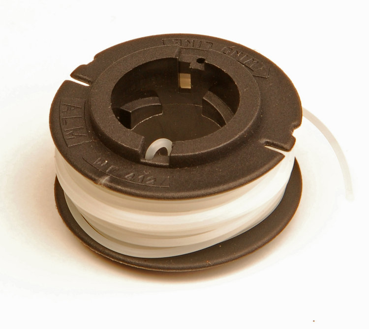 Wolf Spool and Line fits RQ-A, RQ250, GT815AC, Power GT815plus,