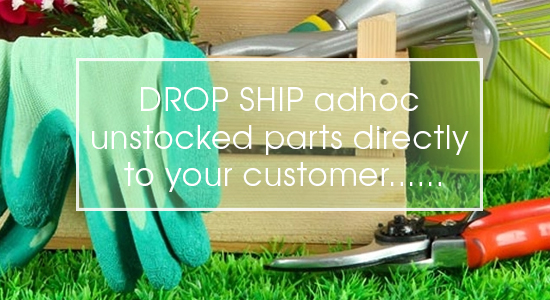 Drop ship direct to your customer