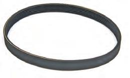 Drive Belt for Flymo Roller Compact lawnmowers